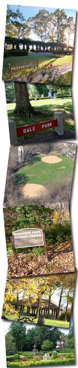 Mariemont Parks Collage