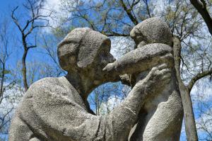 Statuary Group by Lucien Charles Edouard Alliot