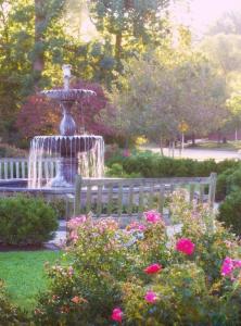 Mariemont Fountain