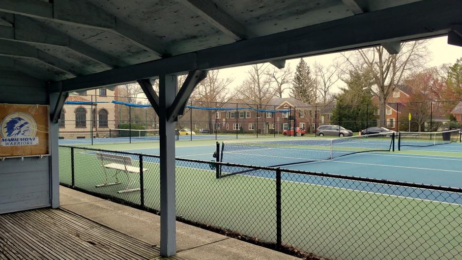Mariemont Tennis Courts